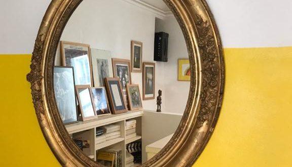 miroitier miroir découpe sur mesure ovale
